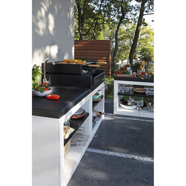 11 best barbecue images on Pinterest Decks, Outdoor cooking and