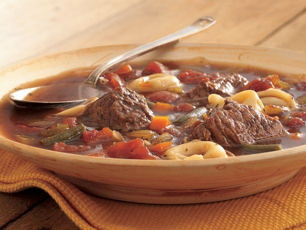 Beef tortellini soup!  I love this recipe.  It is easy to make and very good.  I like to add other ingredients such as frozen corn.: Soups, Beef Tortellini Soup, Crock Pot, Slow Cooker Soup, Crockpot, Beef Stew, Slowcooker, Slow Cooker Beef, Soup Recipes