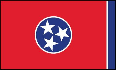 State Flags :: Tennessee 4x6' - Flags and Banners | Buy Flags | Buy Banners | Your FlagSource