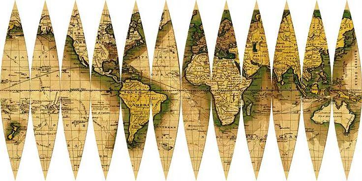 globe terrestre - gores