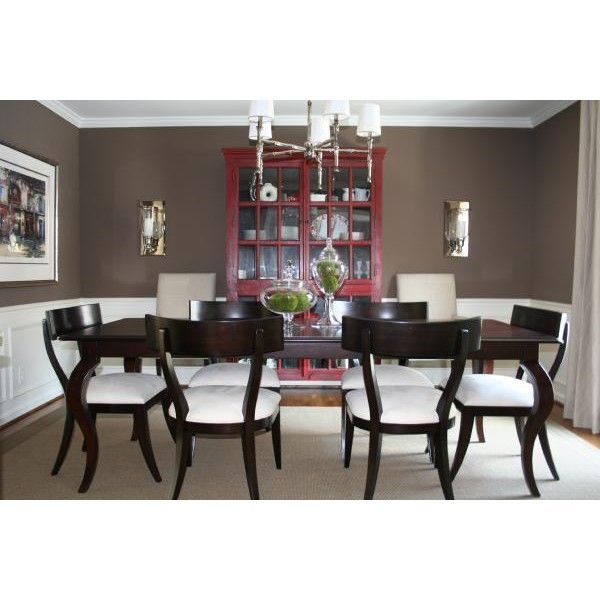 Kitchen Dining Paint Colors: Best 25+ Red Dining Rooms Ideas On Pinterest