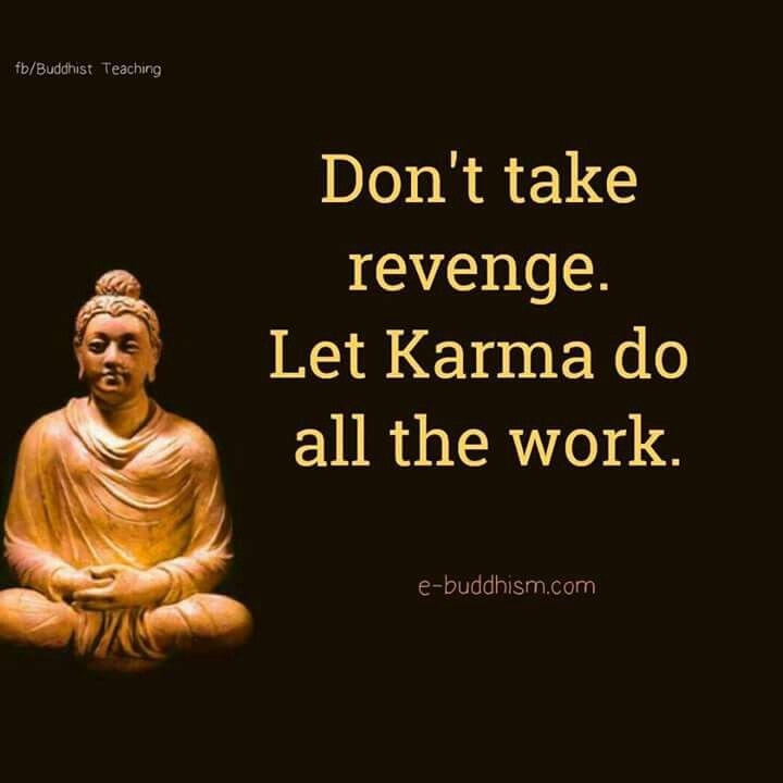 Karma And Revenge Quotes: Best 25+ Buddha Quote Ideas On Pinterest