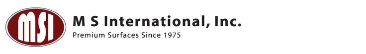 M S International Blog | Education and information on natural stone |