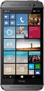HTC One M8 for Windows, Gunmetal Grey 32GB (Verizon Wireless) - http://www.mobiledesert.com/cell-phones-mp3-players/htc-one-m8-for-windows-gunmetal-grey-32gb-verizon-wireless-com/