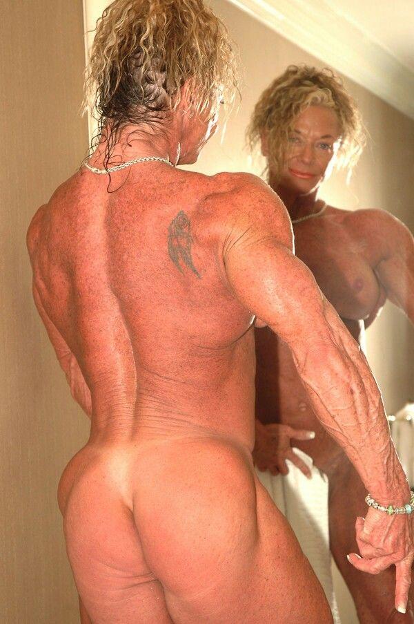 Granny Bodybuilder Porn - Muscles, Ireland, Naked, Muscle, Irish