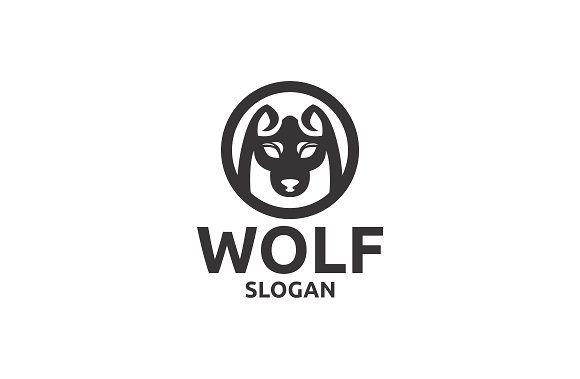 Wolf by BekBlack on @creativemarket