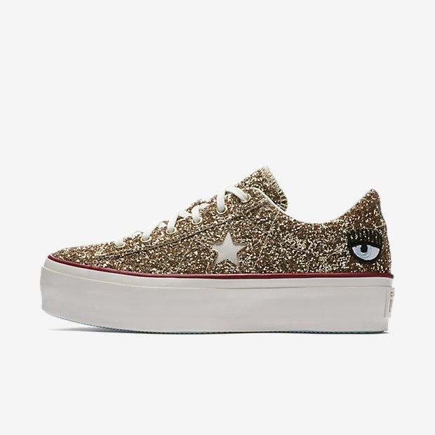 44fcc089ead6 Find the Converse x Chiara Ferragni One Star Platform Low Top Women s Shoe  at Nike.com. Enjoy free shipping and returns with NikePlus.