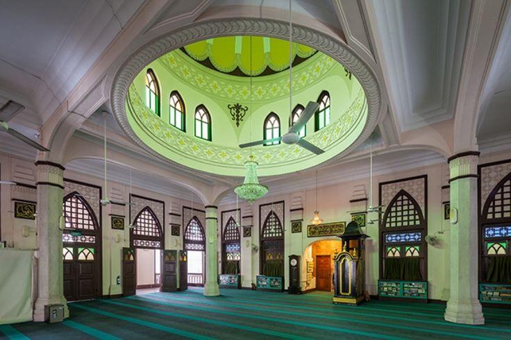Hajjah Fatimah Mosque - Beach Road - Singapore