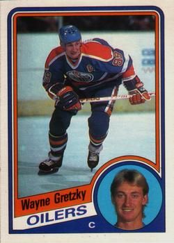 1984-1985 O-Pee-Chee #243 - Wayne Gretzky
