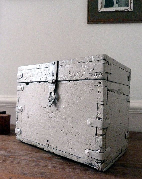 25 Best Ideas About Rustic Storage Boxes On Pinterest