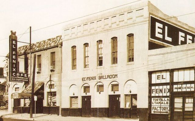 Vintage photo:  El Fenix Restaurant and Ballroom, downtown Dallas, Texas | by coltera