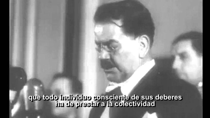 "Pedro Aguirre Cerda 1939: ""Gobernar es Educar"" (audio original)"