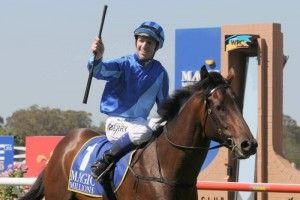 Leading Sydney jockey Nathan Berry has died in hospital after being struck down by illness in Singapore last month.