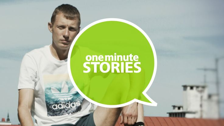 Running is his life…his everything. The reward for all the hard work came with his nomination to Rio de Janeiro. As Roman says, this is the best moment of his life. The day he will run his marathon race will be a party day for him. #Deloitte #OneMinuteStories #Central #Europe #One #Minute #Stories