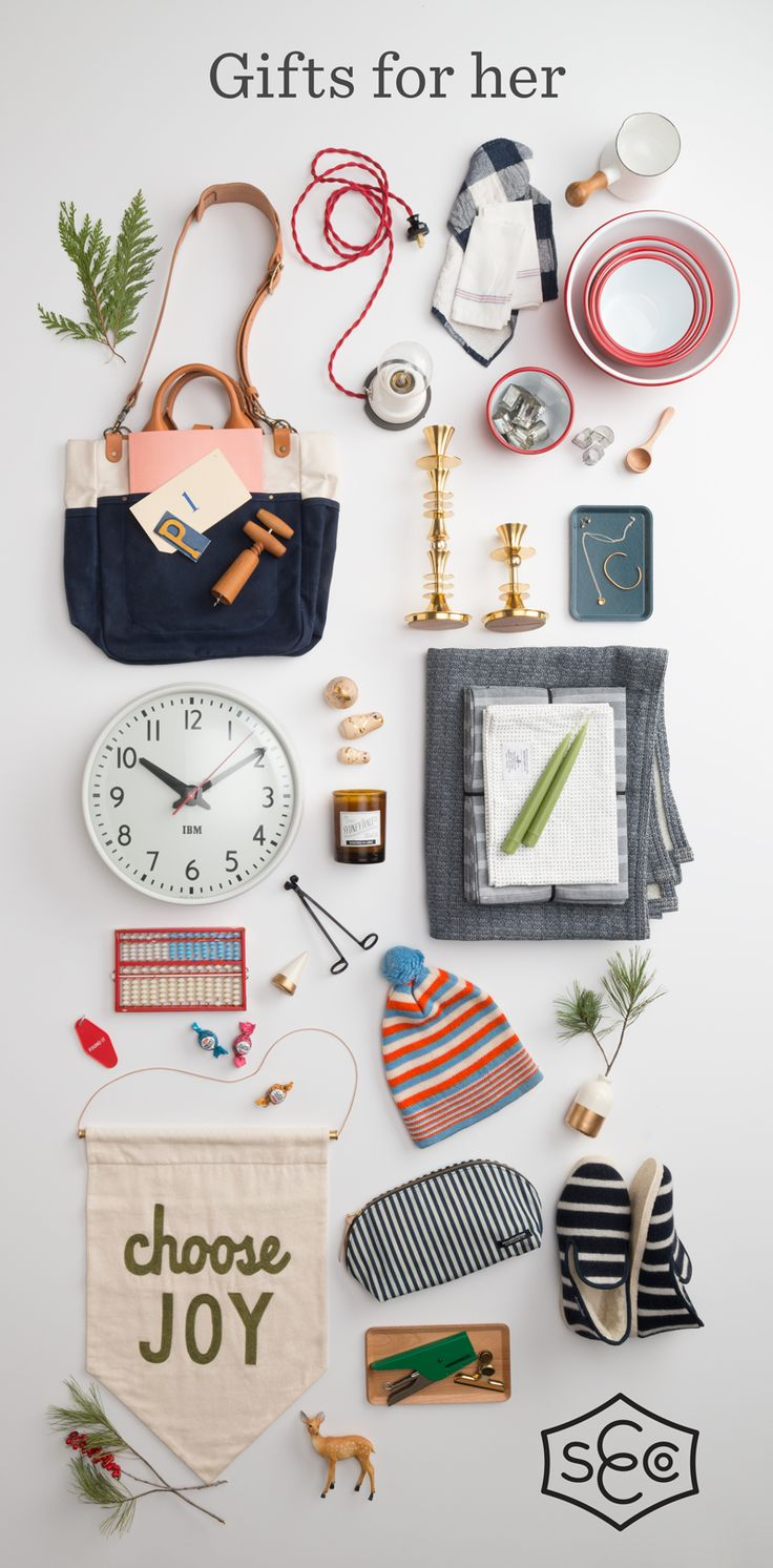 Useful, thoughtful gifts designed for productive living and made to last | Find your perfect present from Schoolhouse Electric & remember to always #giftwell