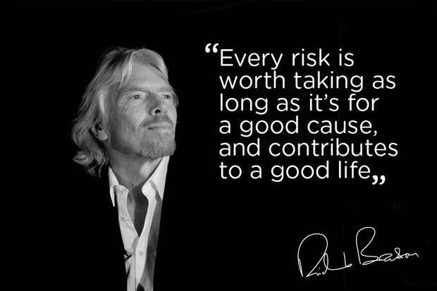 Richard Branson Best Entrepreneur Biographies Quotes