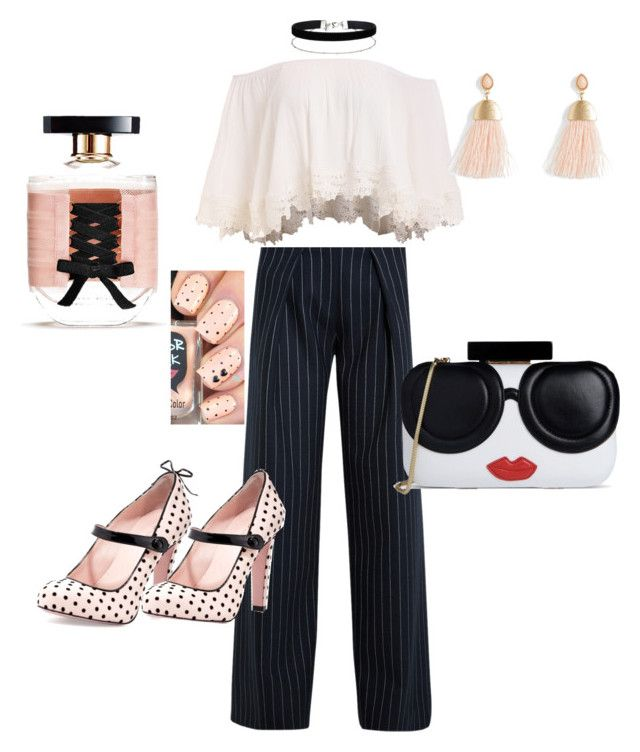 """""""Untitled #11"""" by lovableln on Polyvore featuring Victoria, Victoria Beckham, Alice + Olivia, RED Valentino, Victoria's Secret, Miss Selfridge and Torrid"""