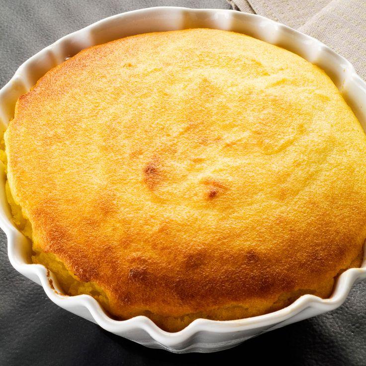 Découvrez la recette Gateau de semoule au four sur cuisineactuelle.fr.