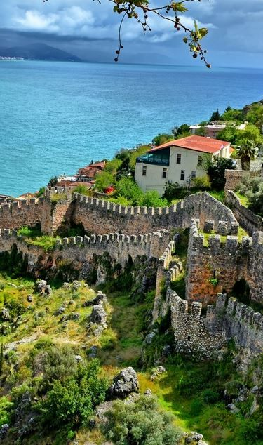 Turkey, Alanya