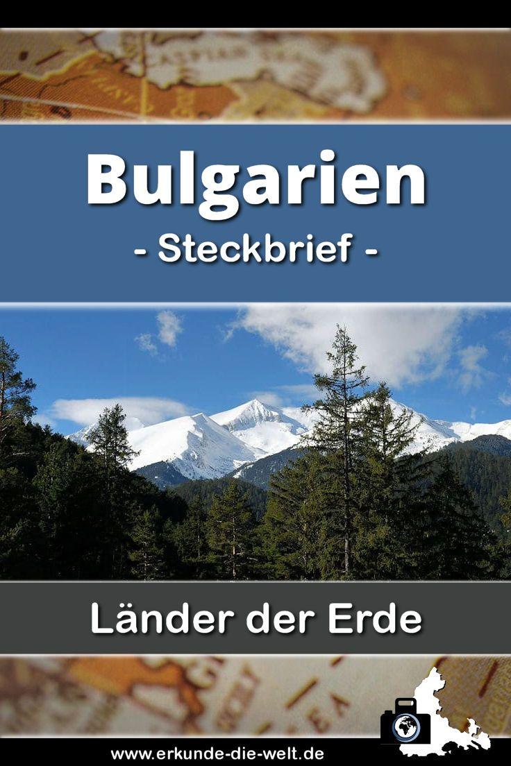 Alles Wissenswerte und Spannendes über Bulgarien in einem übersichtlichen und kompakten Steckbrief - Tipps für Ausflüge, Hinweise zu landestypischen Gerichten, Sehenswürdigkeiten und Informationen zum besten Reisewetter inklusive!