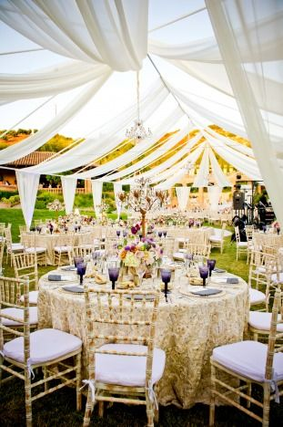 Beautiful tent draping by crown weddings - this is what I want for a little shade & 33 best Tent draping images on Pinterest | Draping Shower banners ...