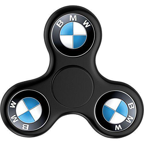 Cheap price Finger Fun Anti-Anxiety Bavarian Motor Work BMW Logo Hand Spinner Fidget Spinner Stress Reducer For Killing Time Kids