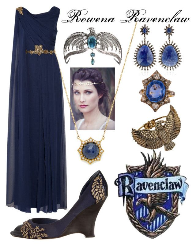 Rowena Ravenclaw | Ravenclaw | Harry potter outfits, Harry ...