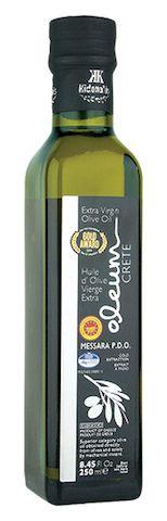 Oleum, Griekse Extra Virgin olijfolie in glas 250 ml  met zuurtegraad van 0,22% - TOP!