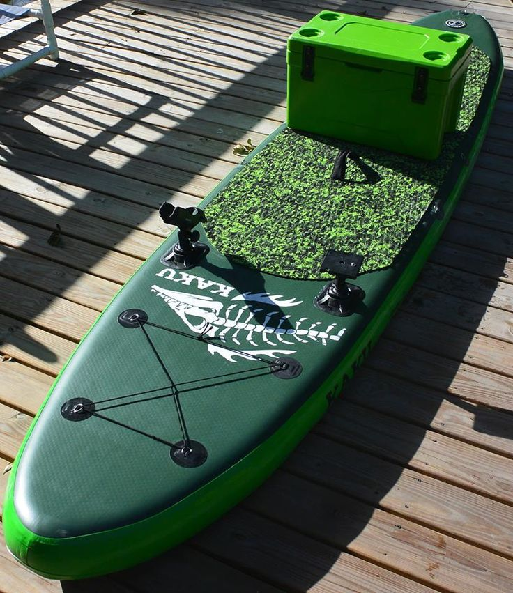 Pinterest the world s catalog of ideas for Paddle board fishing accessories