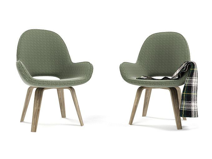 Agata armchair by InDahouze by inDahouze on @creativemarket