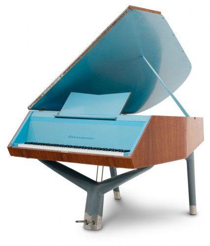 Bosendorfer Piano, Audi design grand piano