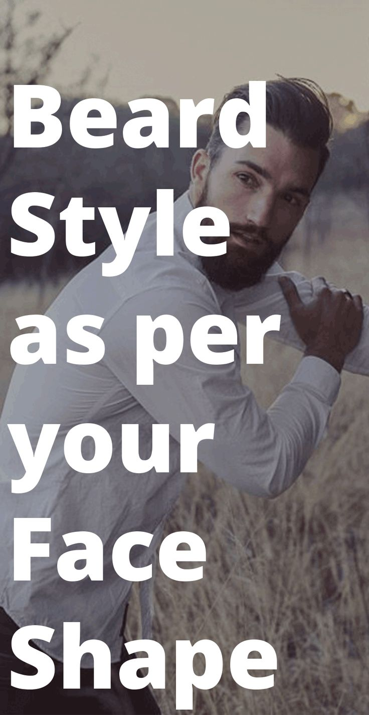 A guide to help you identify your face structure and the beard style that will suit best on your face shape. Find Beard Style as per your Face Shape now.