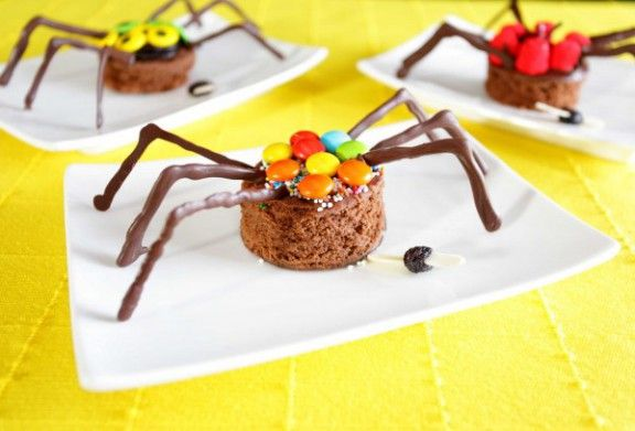 Recetas-Halloween arana
