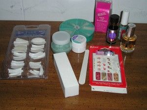 How to Use an At Home Acrylic Nails Kit – 5 Steps to Using the ...