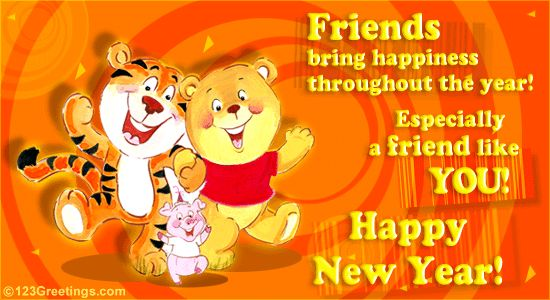 HAPPY NEW YEAR WISHES QUOTES FOR FRIENDS | Merry Christmas and Happy ...