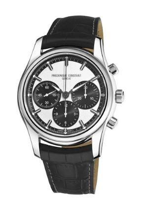 Frederique Constant Men's FC-396SB6B6 Peking to Paris Chronograph Watch