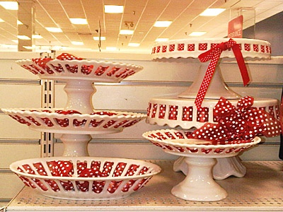 Marshalls Finds. Ribbon CakeThe RibbonCake PlatesPlate ... & 225 best That Takes The Cake - Cake Stands u0026 Carriers images on ...