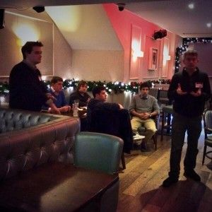 Vconnecta's Startup Christmas Pub Crawl was a success! Here's our report on last night's proceedings in Cork.