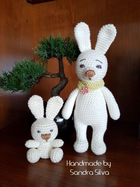 #coelhos #bunnies #amigurumi