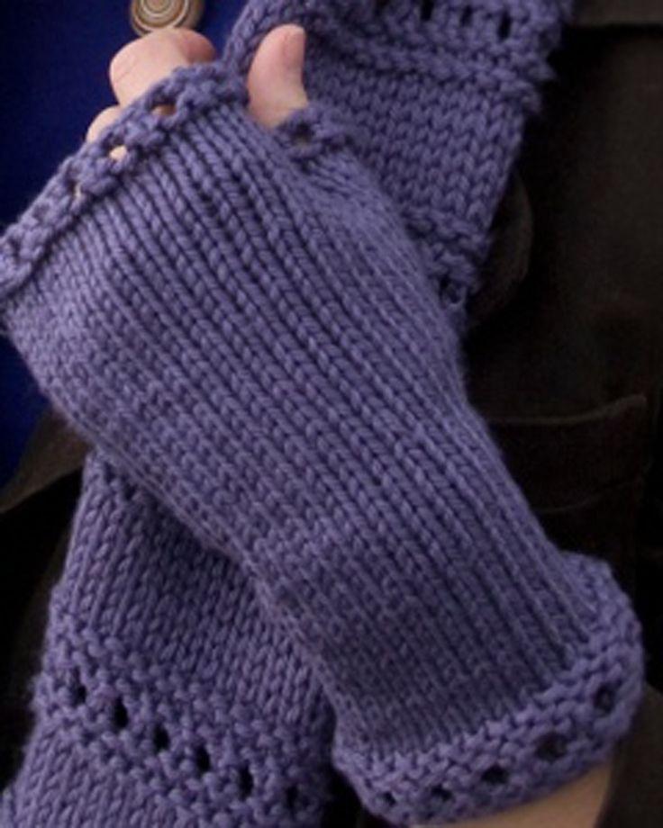 Top 10 Padrões Livres para Tricotar Luvas Sem Dedos