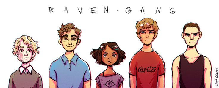 """givemeapaper: """"  Quick drawing cause I gonna miss these badasses"""