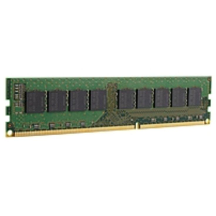 HP 8GB (1x8GB) DDR3-1600 MHz ECC Registered RAM - 8 GB (1 x 8 GB) - DDR3 SDRAM - 1600 MHz DDR3-1600-PC3-12800 - ECC - 240-pin - DIMM