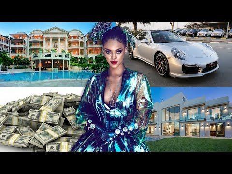 Rihanna's  Biography ★ Net Worth ★ House ★ Cars   2016