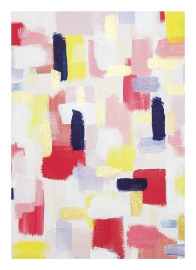 art prints - Happy Pinks by Melanie Biehle