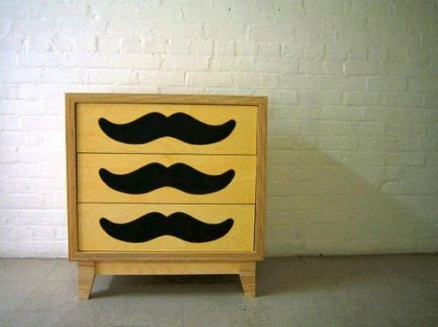 16 Fun Mustache DIY Crafts and Projects » Man Made DIY | Crafts for Men « Keywords: diy, mustache, craft, trend