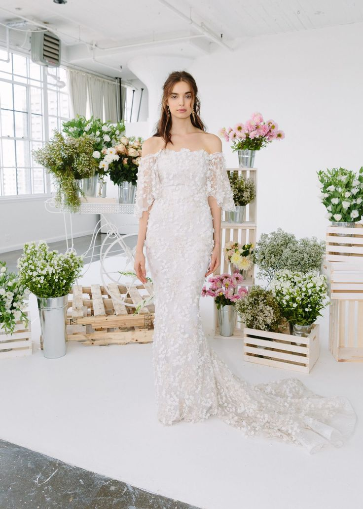 Marchesa Notte Bridal Fall 2018 Collection