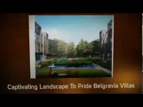 Belgravia Villas | Freehold Cluster Houses Development New Launch
