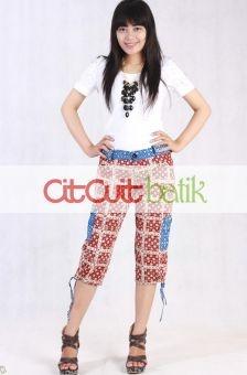 CITCUIT NAIRNE Celana Batik