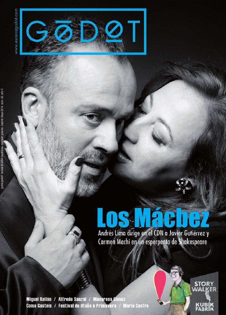 Godot mayo 14  Revista de Artes Escénicas de Madrid. Teatro, música, danza, lírica, circo, familiar. Cartelera teatral completa.