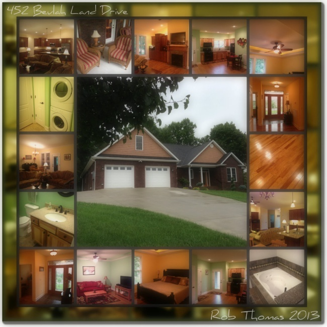 Ranch homes for sale in bluff city tn 37618 with separate for Homes for sale with in law suite